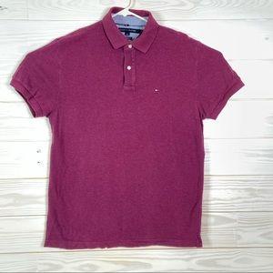Tommy Hilfiger Men Polo Short Sleeve Shirt